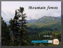 Спасение лесов (Saving forests)