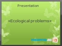 Экологические проблемы (Ecological problems)