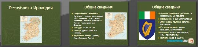 Слайды презентации: Республика Ирландия