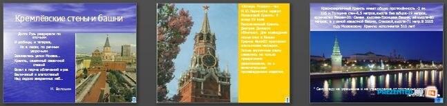 Слайды презентации: Архитектура Москвы XV-XVI веков
