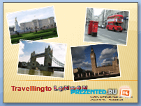 Путешествие по Лондону (Travelling to London)