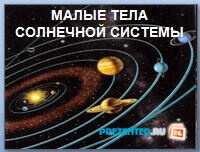 Малые тела Солнечной системы. Астероиды и кометы