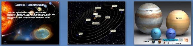 Слайды презентации: Понятие о космосе. Исследование космоса