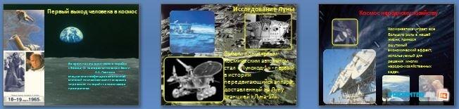 Слайды презентации: Эра космонавтики