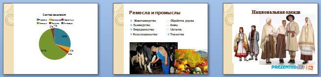 Слайды презентации: Латыши