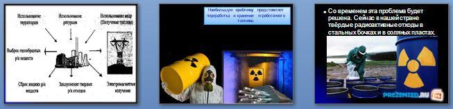 Слайды презентации: Польза и вред атомной энергии