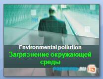 Загрязнение окружающей среды (Environmental pollution)