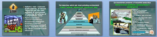 Слайды презентации: Загрязнение окружающей среды (Environmental pollution)