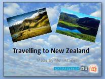 Путешествие в Новую Зеландию (Travelling to New Zealand)