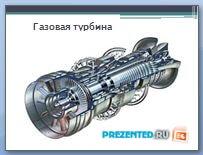 История создания газовой турбины