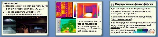 Слайды презентации: Фотоны