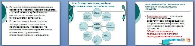 Слайды презентации: Общая химия
