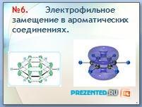 Электрофильное замещение в ароматических соединениях