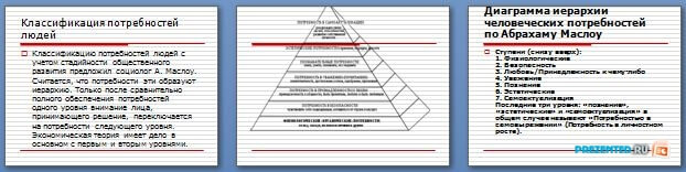 Слайды презентации: Экономическая теория. Введение